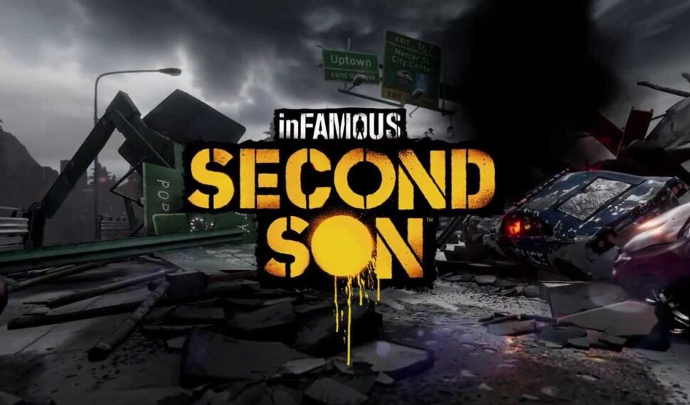 """Spot gameplay"" di InFAMOUS: Second Son!"