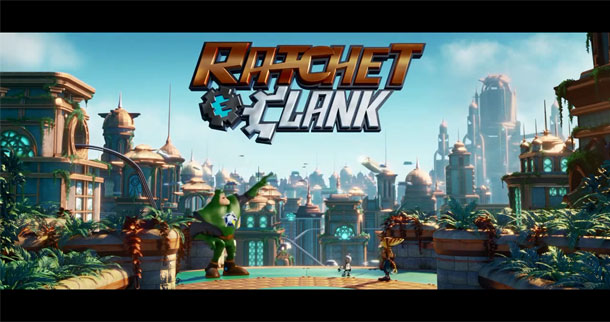 Ratchet & Clank The Movie – Trailer