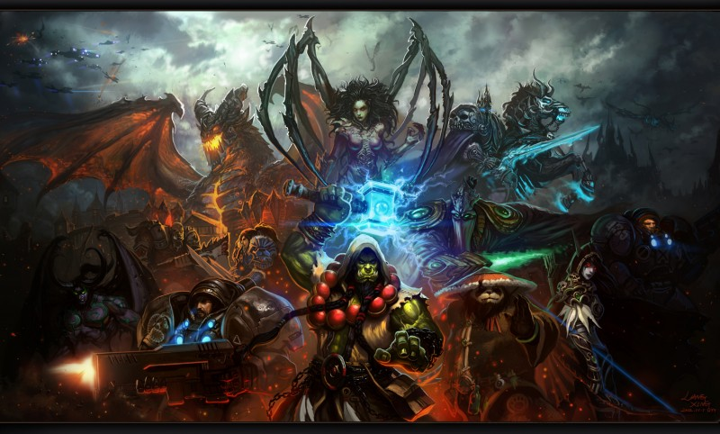 Pronta Closed Beta per Heroes of the Storm
