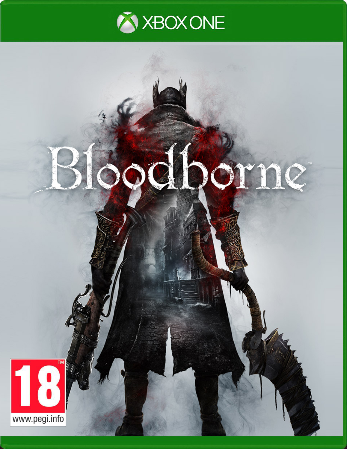 how to play bloodborne on xbox one