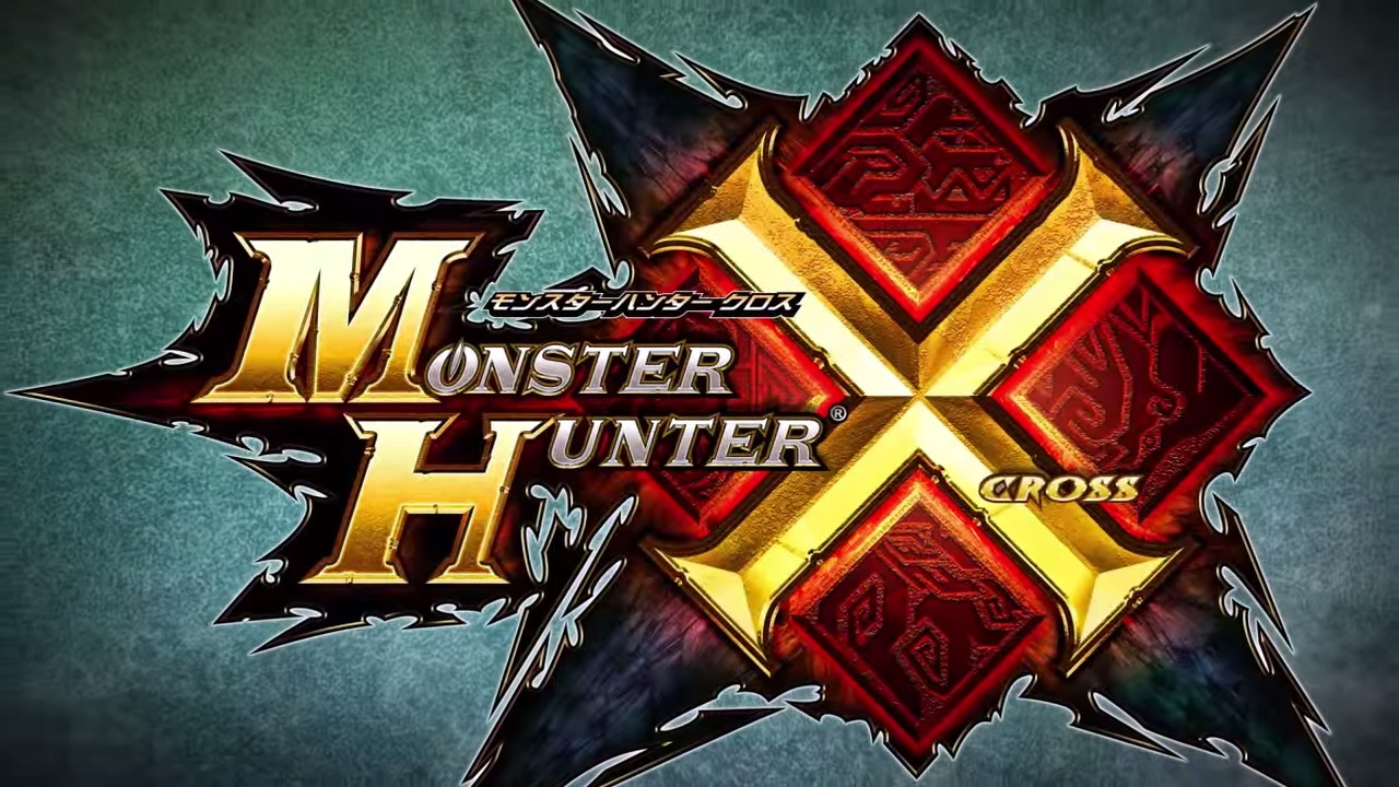 Monster-Hunter-X-Cross
