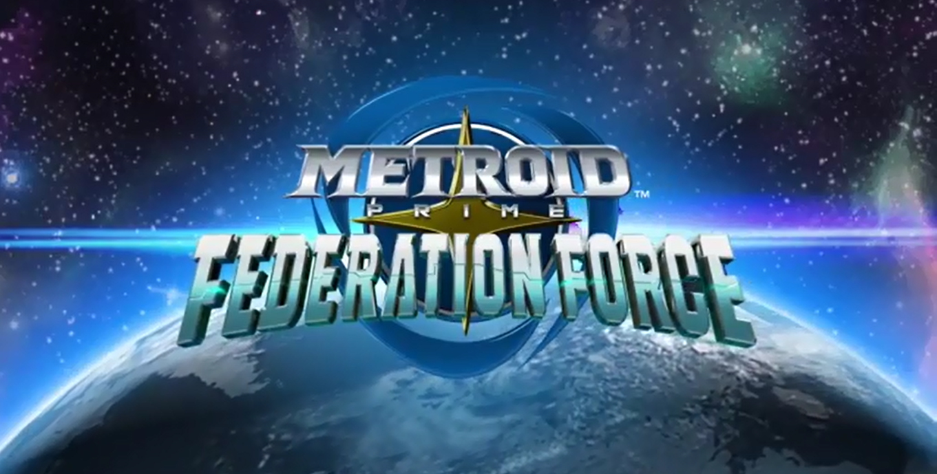 Metroid Prime Federations Force