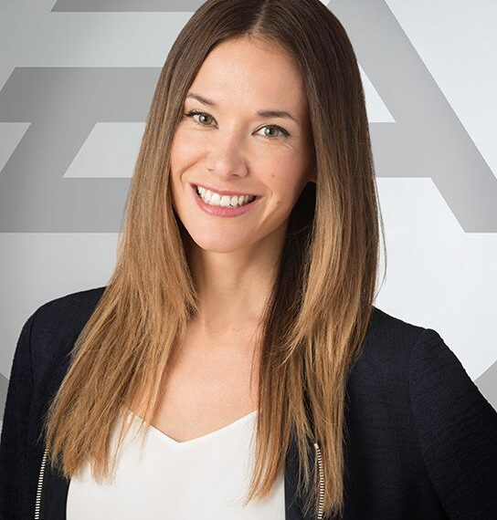 Jade Raymond arriva in Electronic Arts