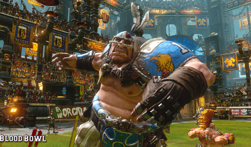Blood Bowl 2, gameplay demo dal Gamescom 2015
