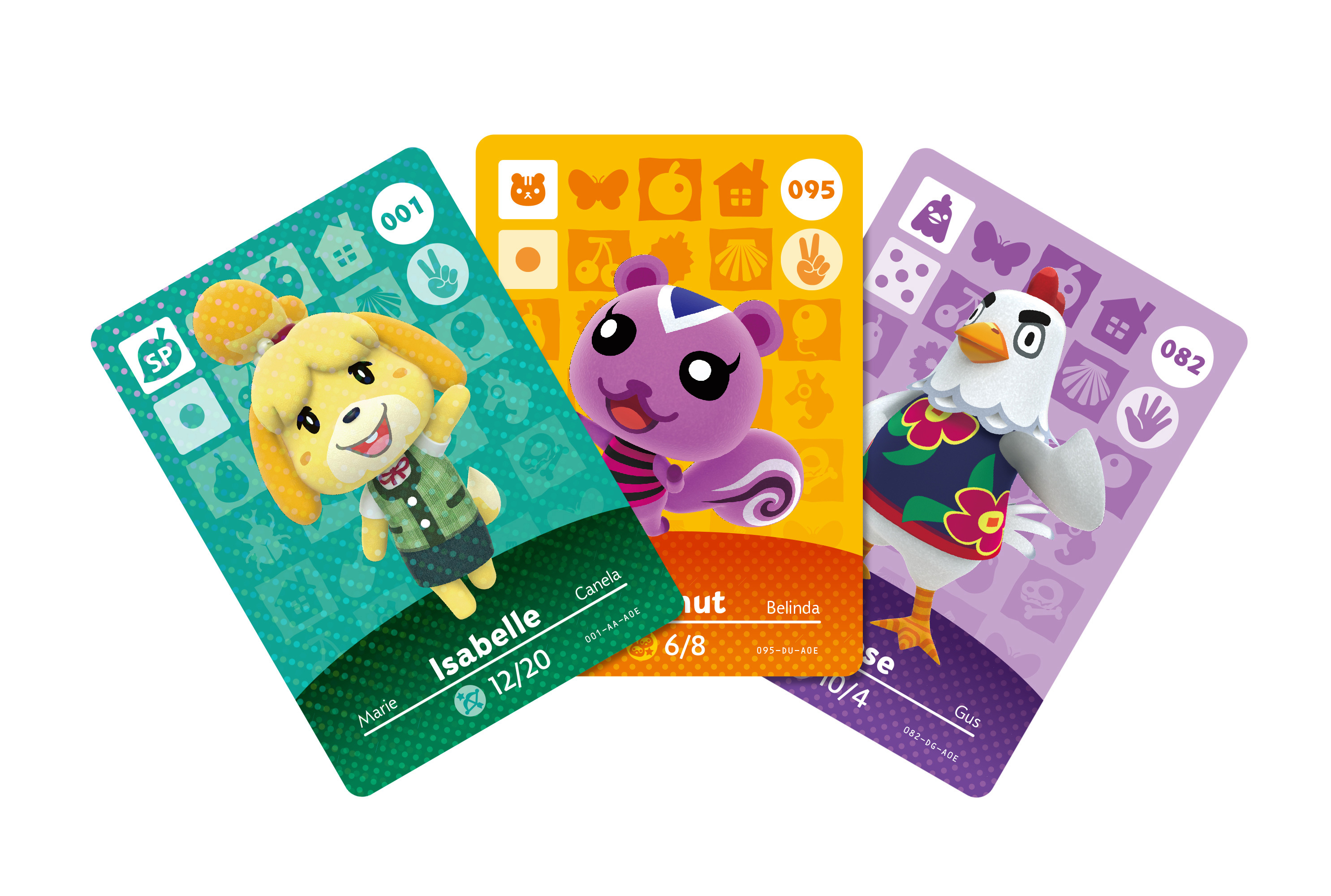 amiibo animal crossing