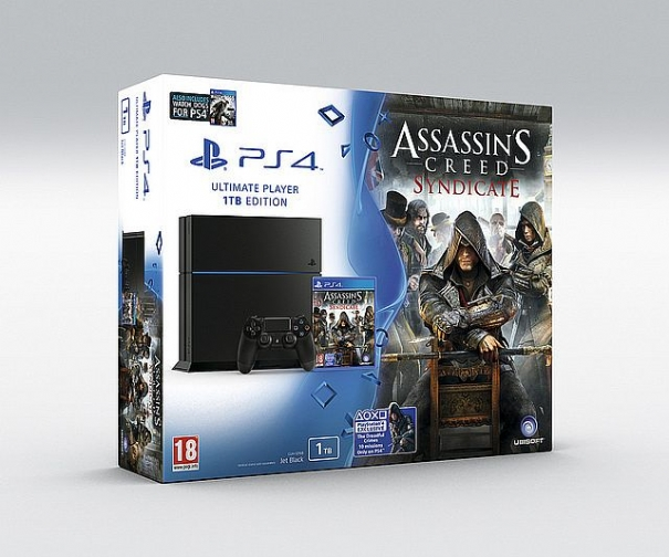 assassin's creed syndicate bundle