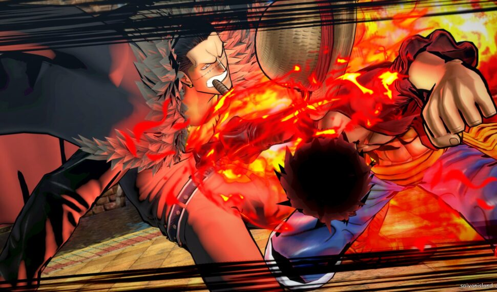 One Piece Burning Blood: nuovo video gameplay