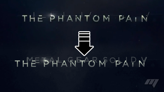 Logo de The Phantom Pain
