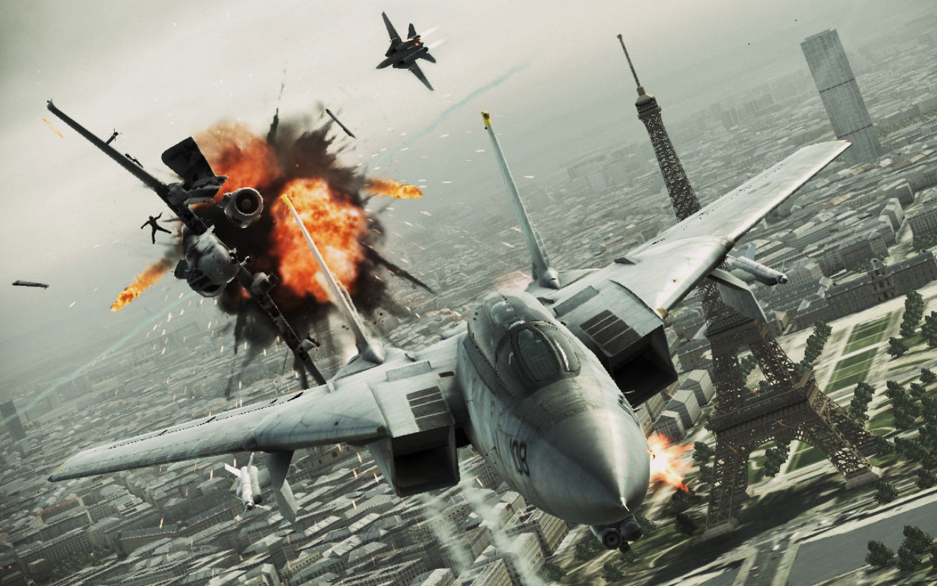 Ace Combat 7: Skies Unknown rinviato al 2018