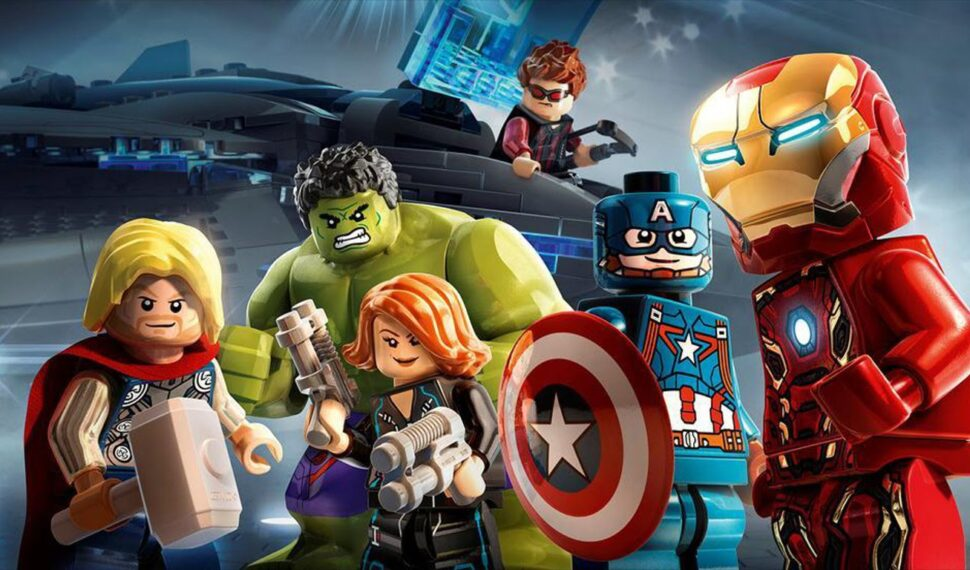 LEGO Marvel's Avengers, arrivano i personaggi di Captain America: Civil War