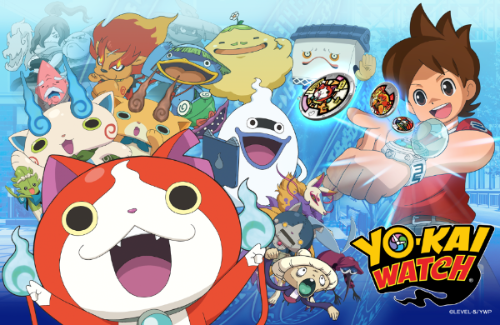 Yo-Kai Watch: la serie TV arriva finalmente in Europa!