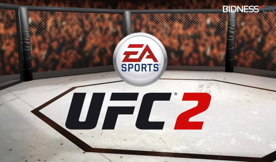 EA Sports UFC 2: nuovo video gameplay