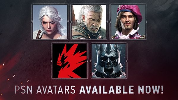 the witcher 3 avatar