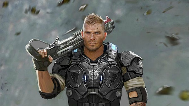Gears of war 4 JD
