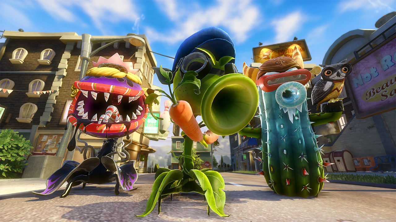 Plants vs zombies garden warfare 2 recensione Plants vs zombies garden warfare 2 reddit