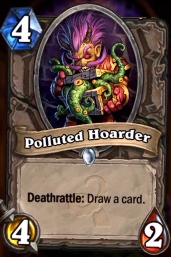 Polluted Hoarder
