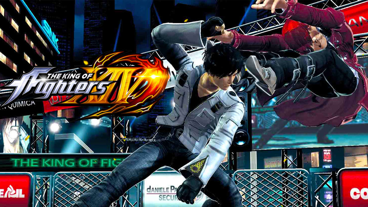 The-King-of-Fighters-XIV il settimo