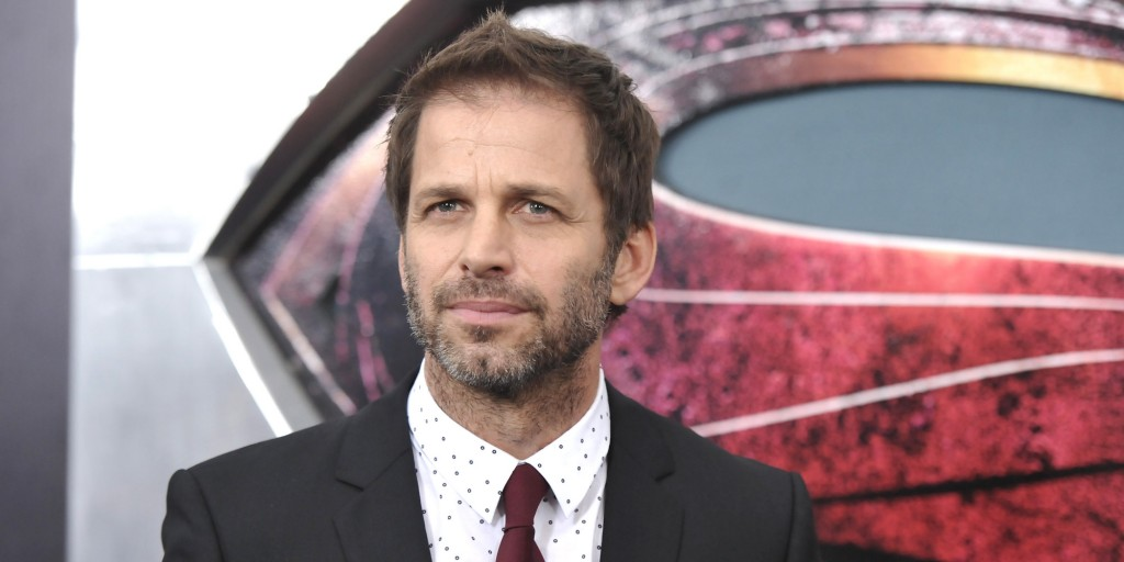 "Director Zack Snyder attends the ""Man Of Steel"" world premiere at Alice Tully Hall on Monday, June 10, 2013 in New York. (Photo by Evan Agostini/Invision/AP)"