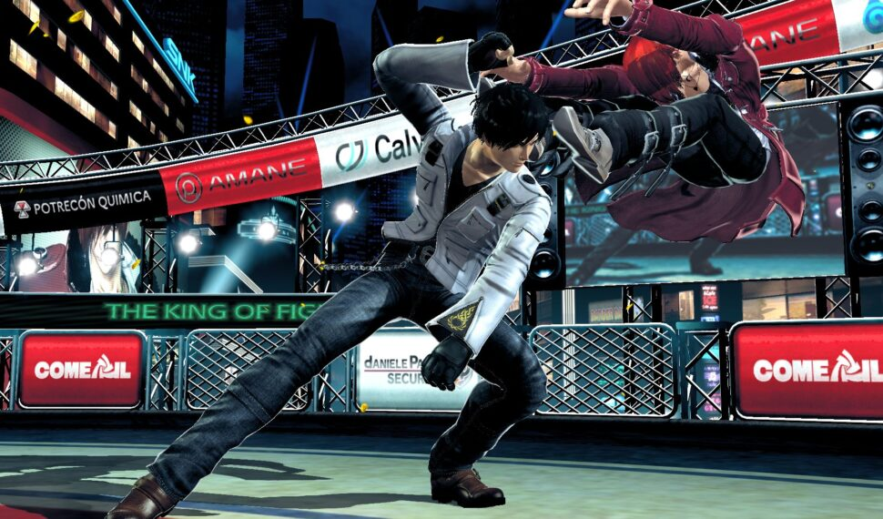 Nuove immagini per The King of Fighters XIV