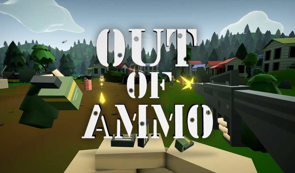 Out of Ammo, nuovo FPS per VR in arrivo!