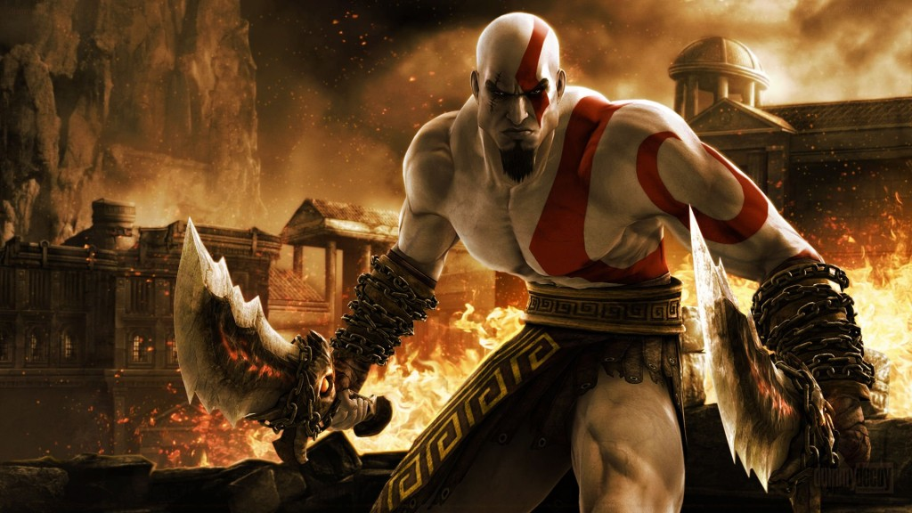 God of War: Jason Momoa vorrebbe interpretare Kratos nel film