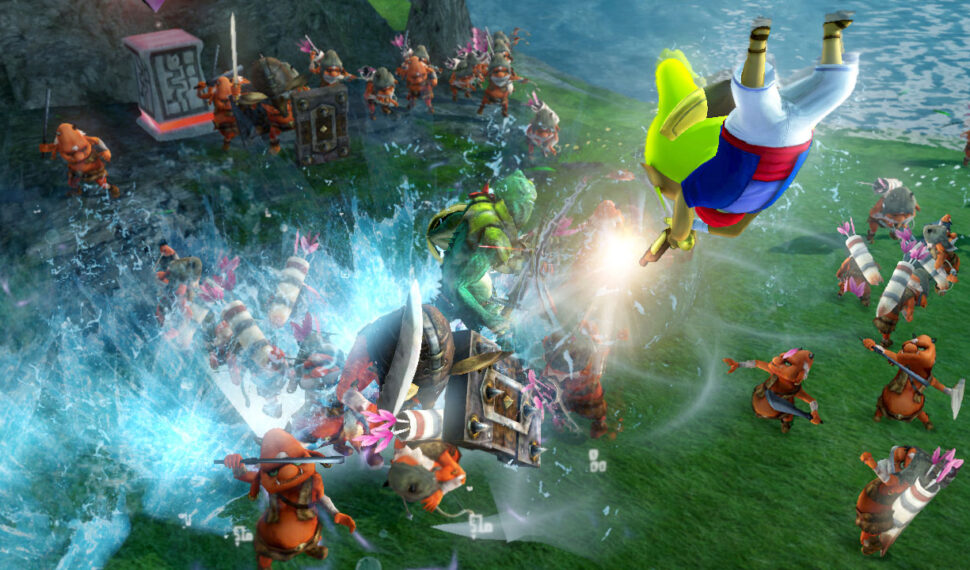 Hyrule Warriors Legends: arriva il nuovo pack