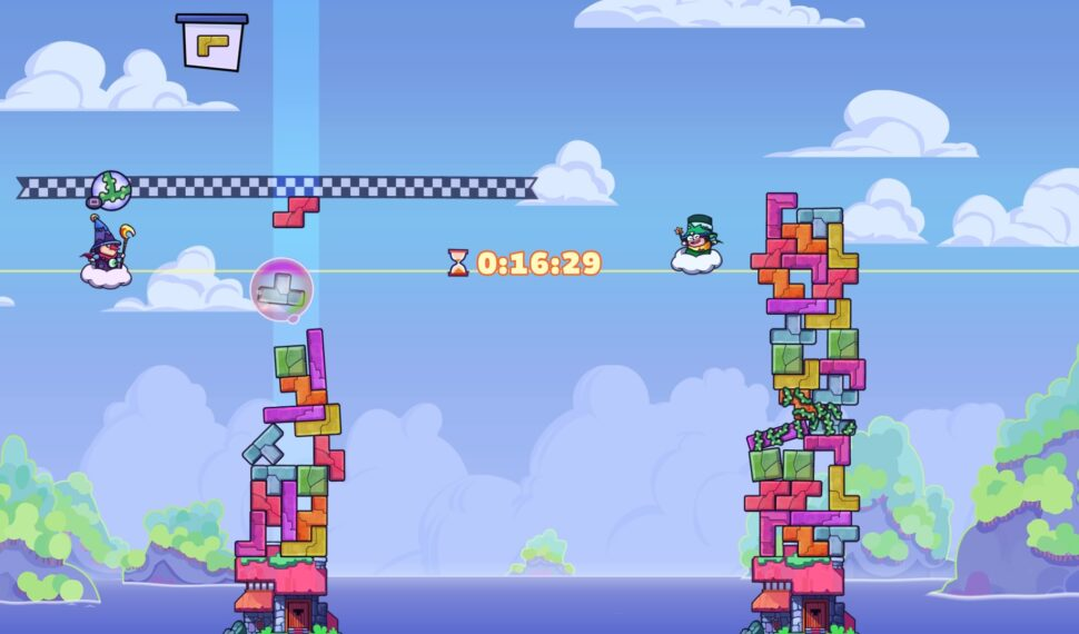 Tricky Towers – Recensione