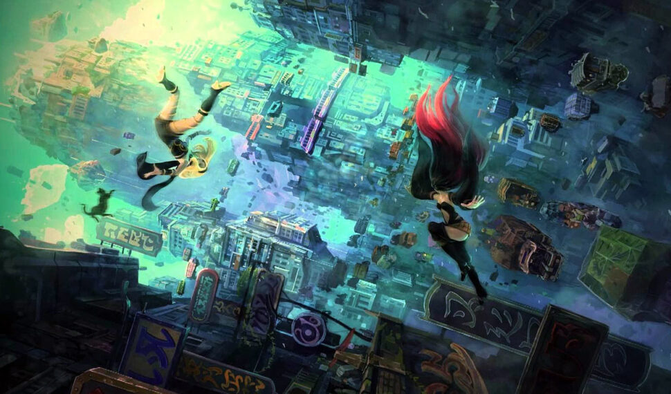Gravity Rush 2: nuovo trailer e video gameplay al Tokyo Game Show