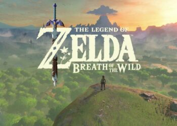The Legend of Zelda: Breath of the Wild for Wii U1