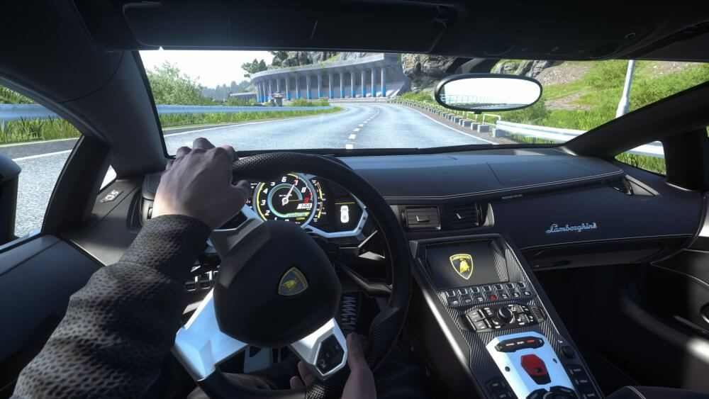 DriveClub VR si mostra nel suo primo video gameplay!
