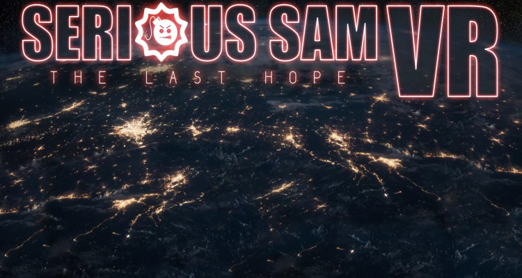 Serious Sam VR The Last Hope Logo