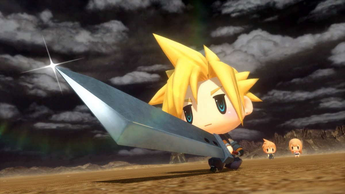 Annunciato World of Final Fantasy: Meli-Melo