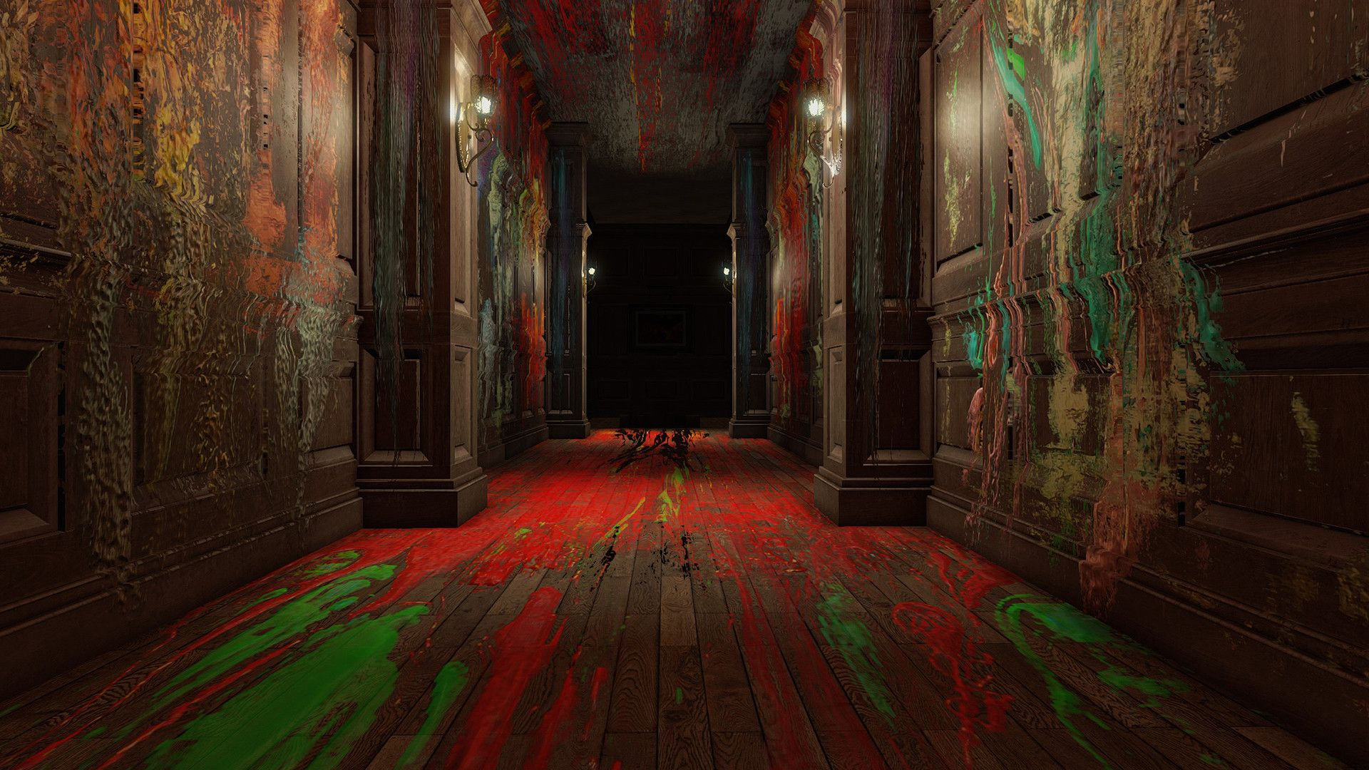Layers of Fear Inheritance 1