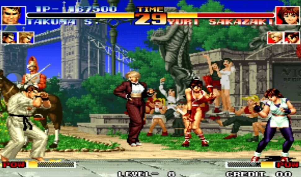 The King of Fighters '94 arriva su PlayStation 4 il 27 ottobre