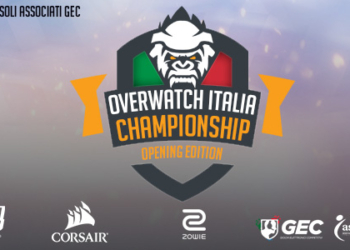 Overwatch Italia Championship - Opening Edition