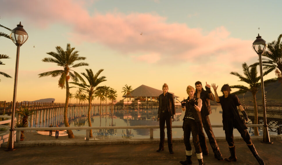 Final Fantasy XV: il 29 novembre ci sarà un evento speciale ad Hollywood