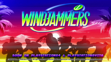 Windjammers ritornerà su PS4 e PS Vita!