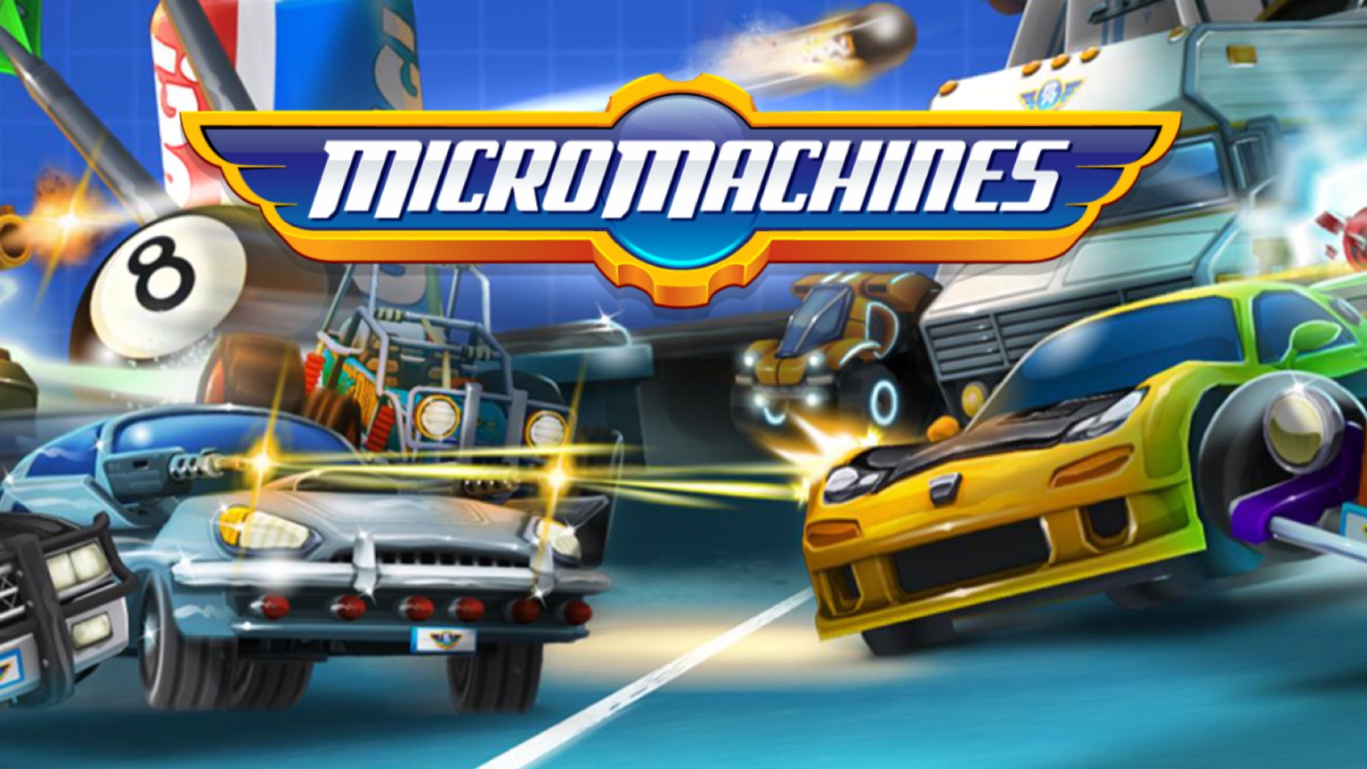 Micro Machines World Series | Jeux PS4 | PlayStation