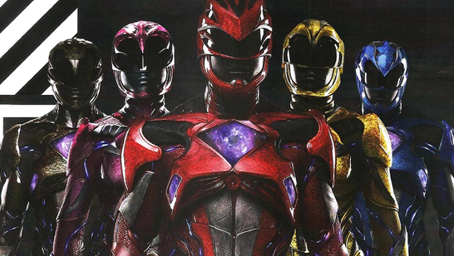 I Power Rangers combattono in un nuovo trailer