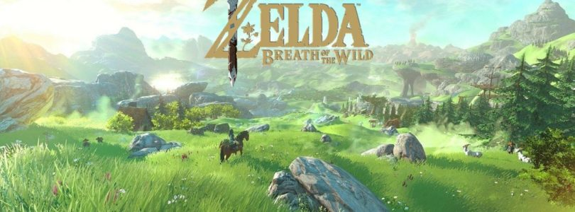 Video unboxing e gameplay di The Legend of Zelda: Breath of the Wild