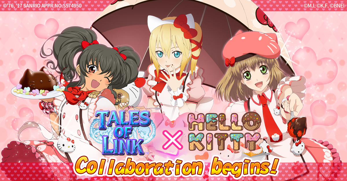Tales of Link Hello Kitty