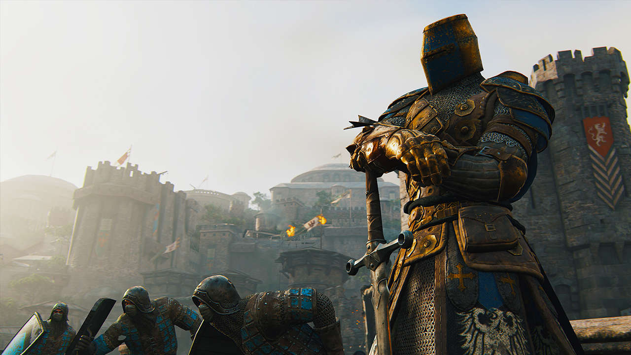 For Honor, i server dedicati su console disponibili a breve