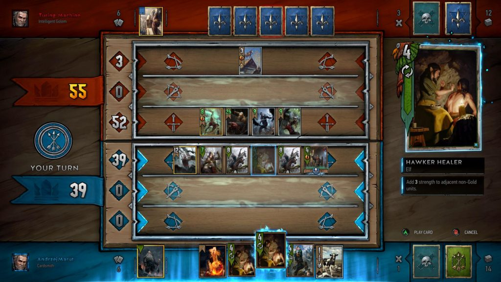Gwent: The Witcher Card