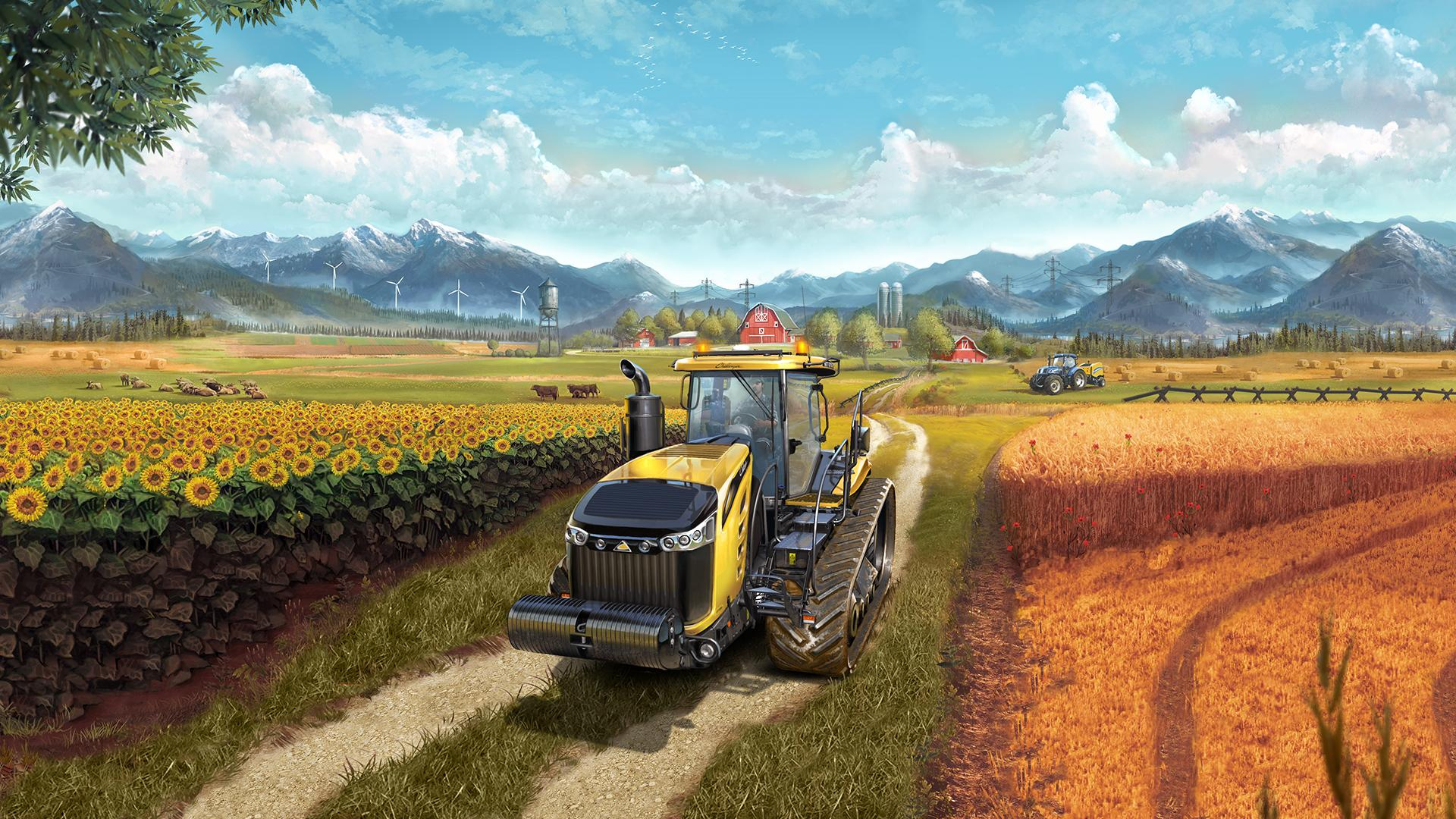 Data di lancio per Farming Simulator: Nintendo Switch Edition