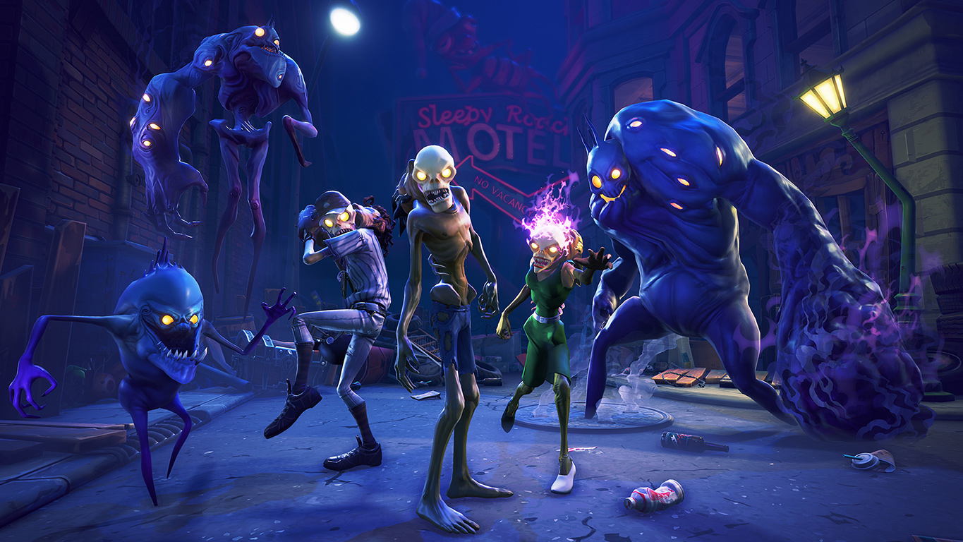 Annunciato Fortnite Battle Royal in versione mobile