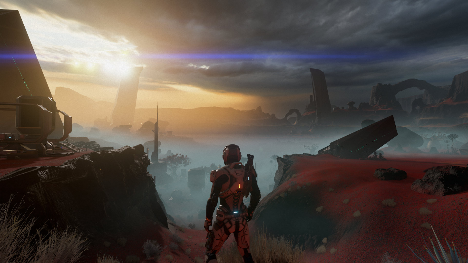 Mass Effect: Andromeda Recensione
