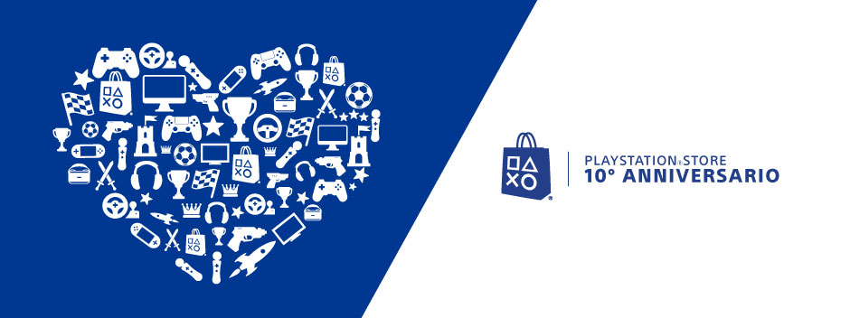 playstation store 10 anni