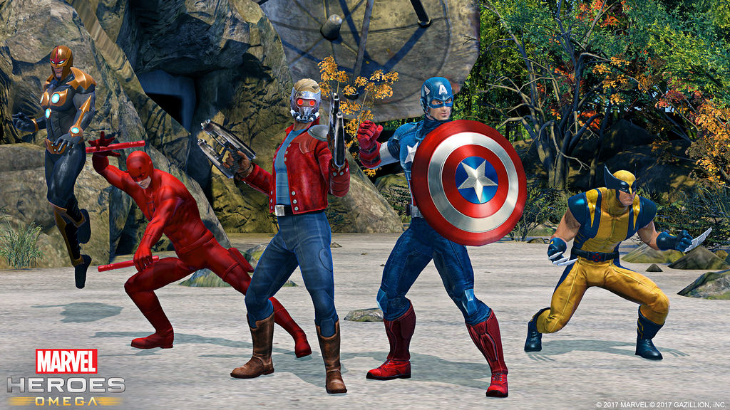 Marvel Heroes Omega debutterà a breve su PlayStation 4 e Xbox One