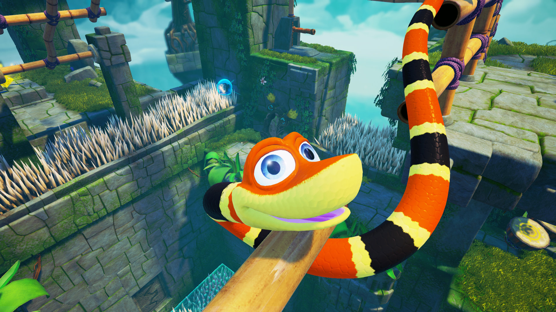 Snake Pass Recensione