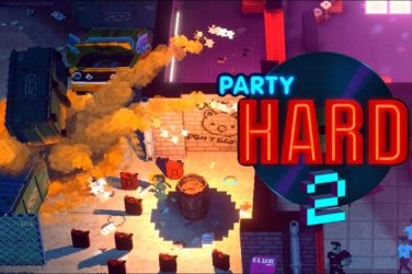 Party Hard 2 logo